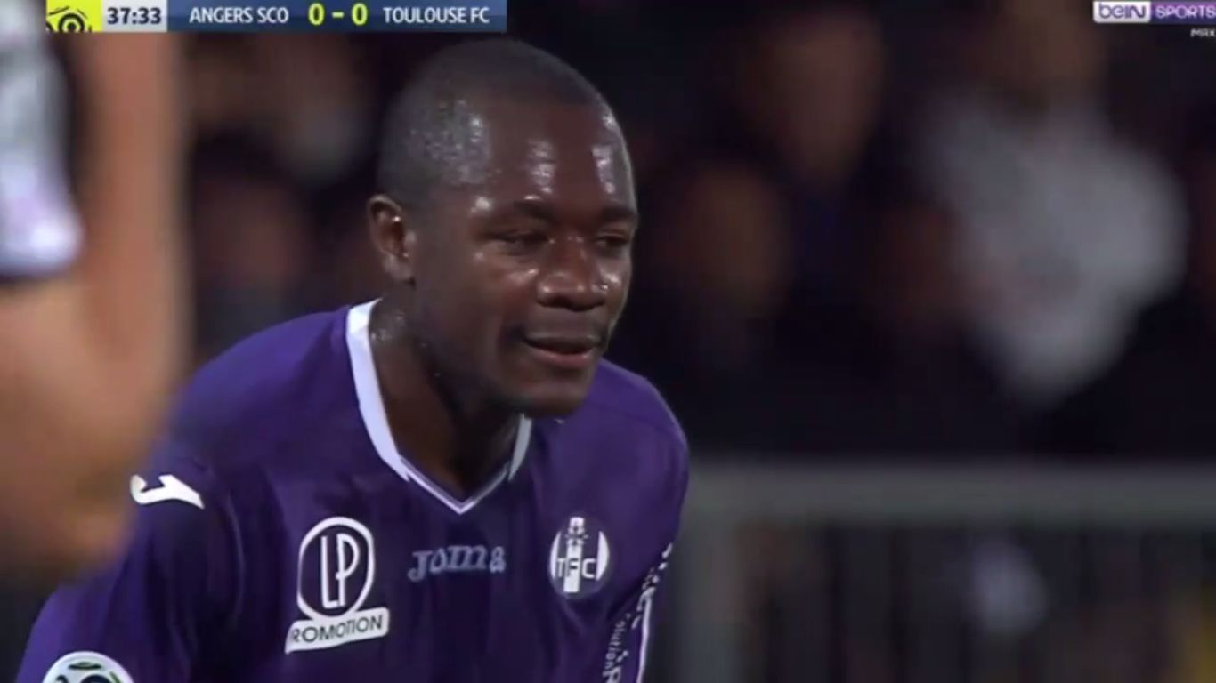 21-10-2017 - Angers 0-1 Toulouse