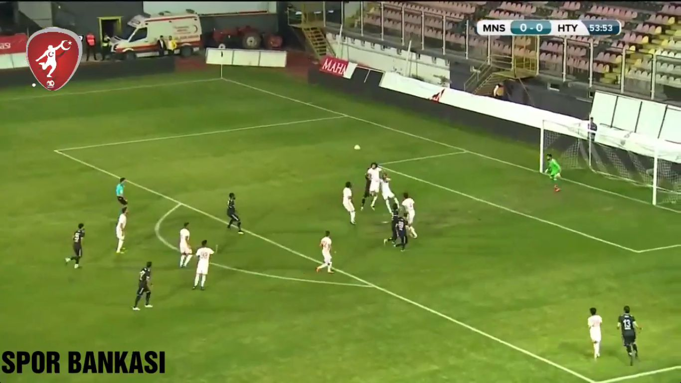 26-10-2017 - Manisaspor 1-0 Hatayspor (ZIRAAT CUP)