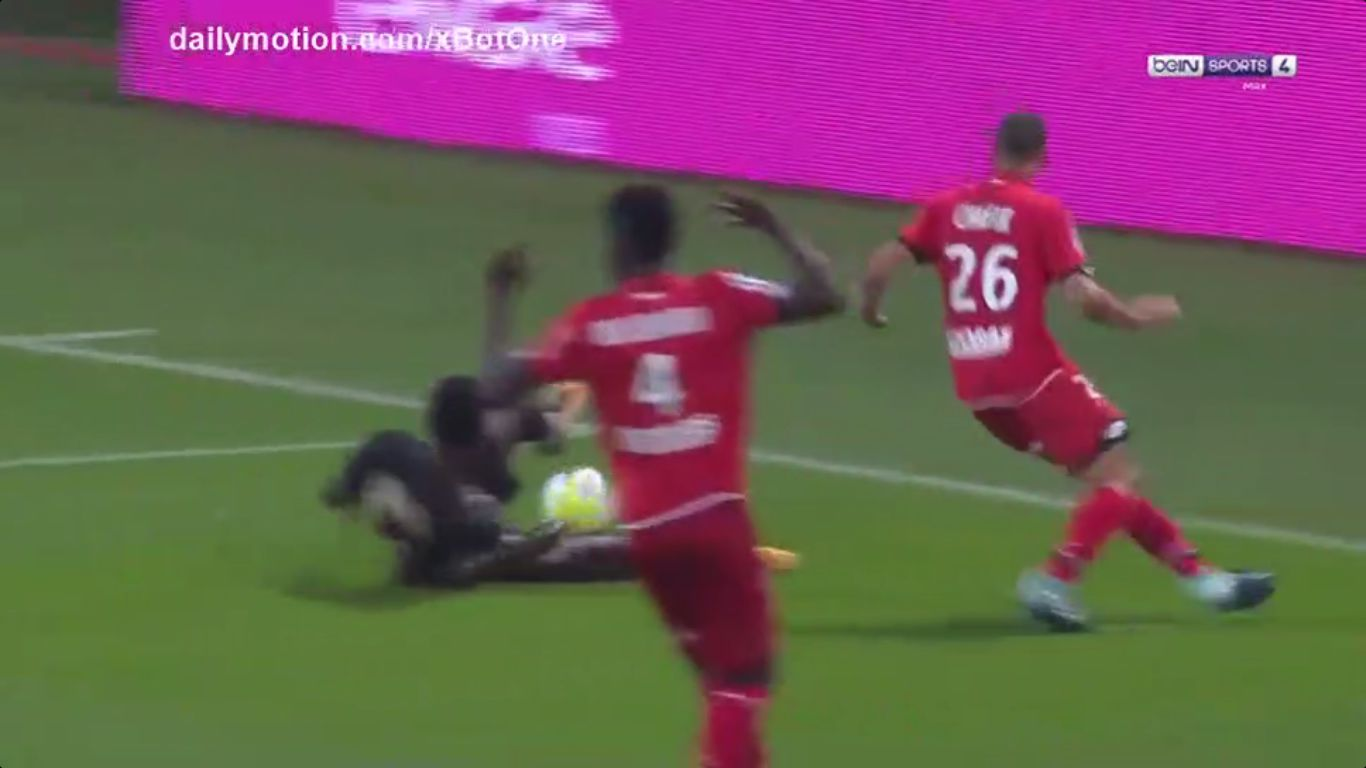 16-09-2017 - Dijon 0-1 Saint-Etienne