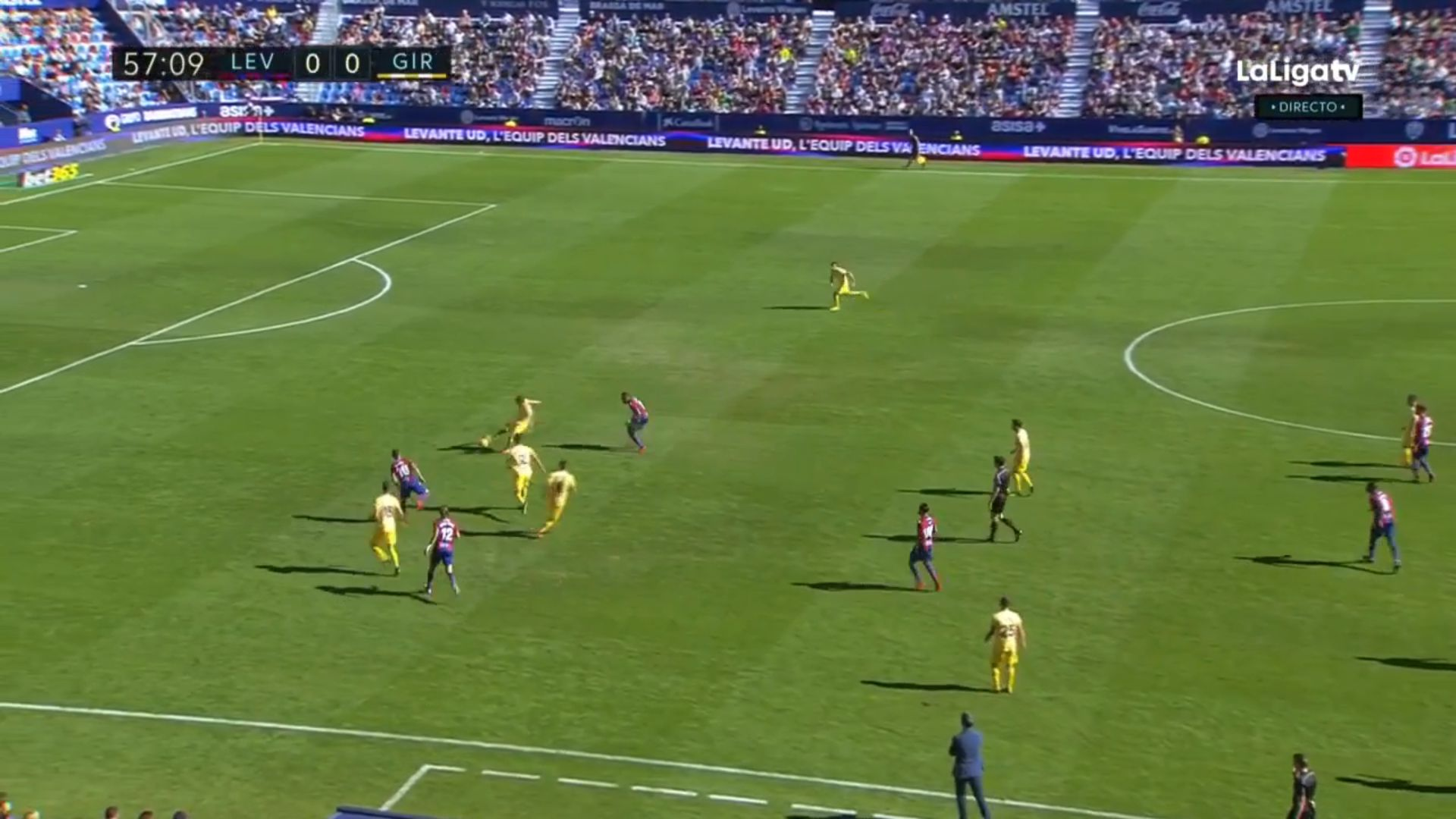 05-11-2017 - Levante 1-2 Girona