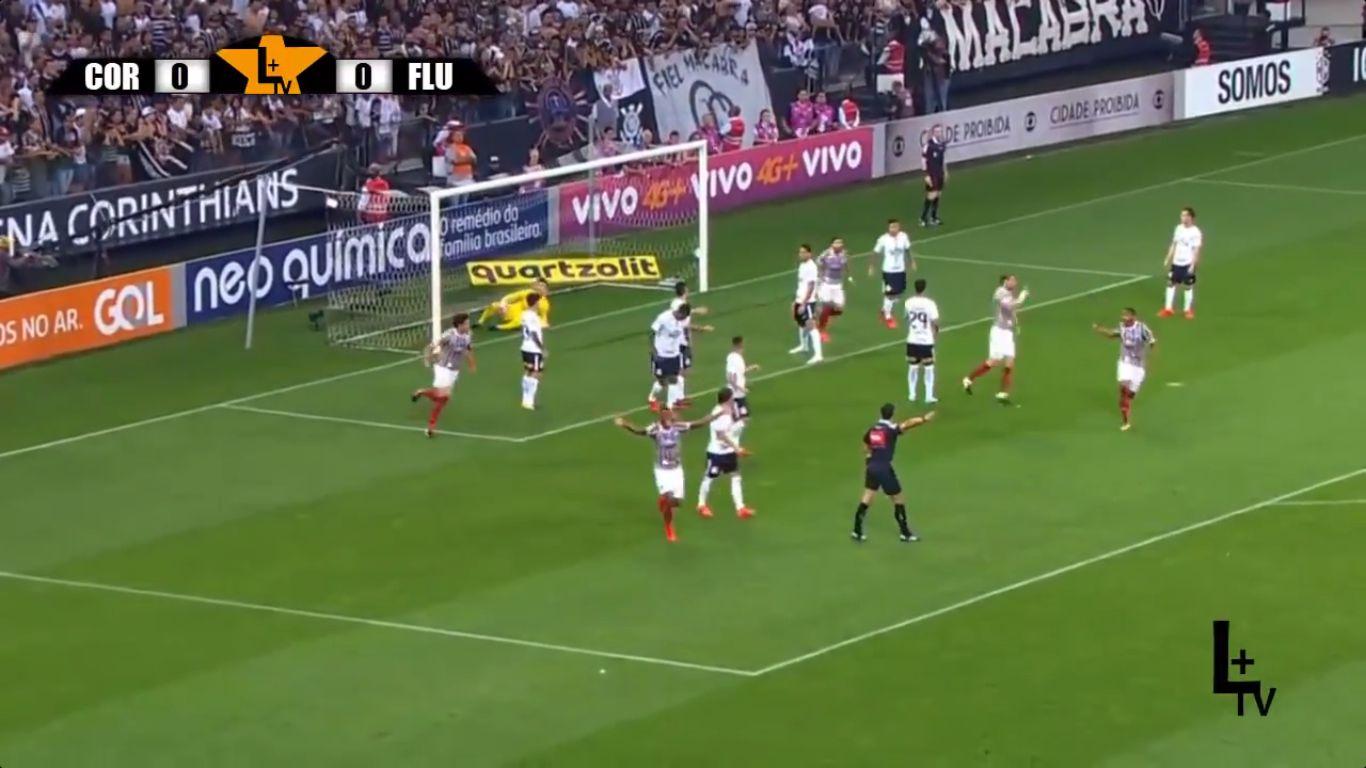 16-11-2017 - Corinthians 3-1 Fluminense