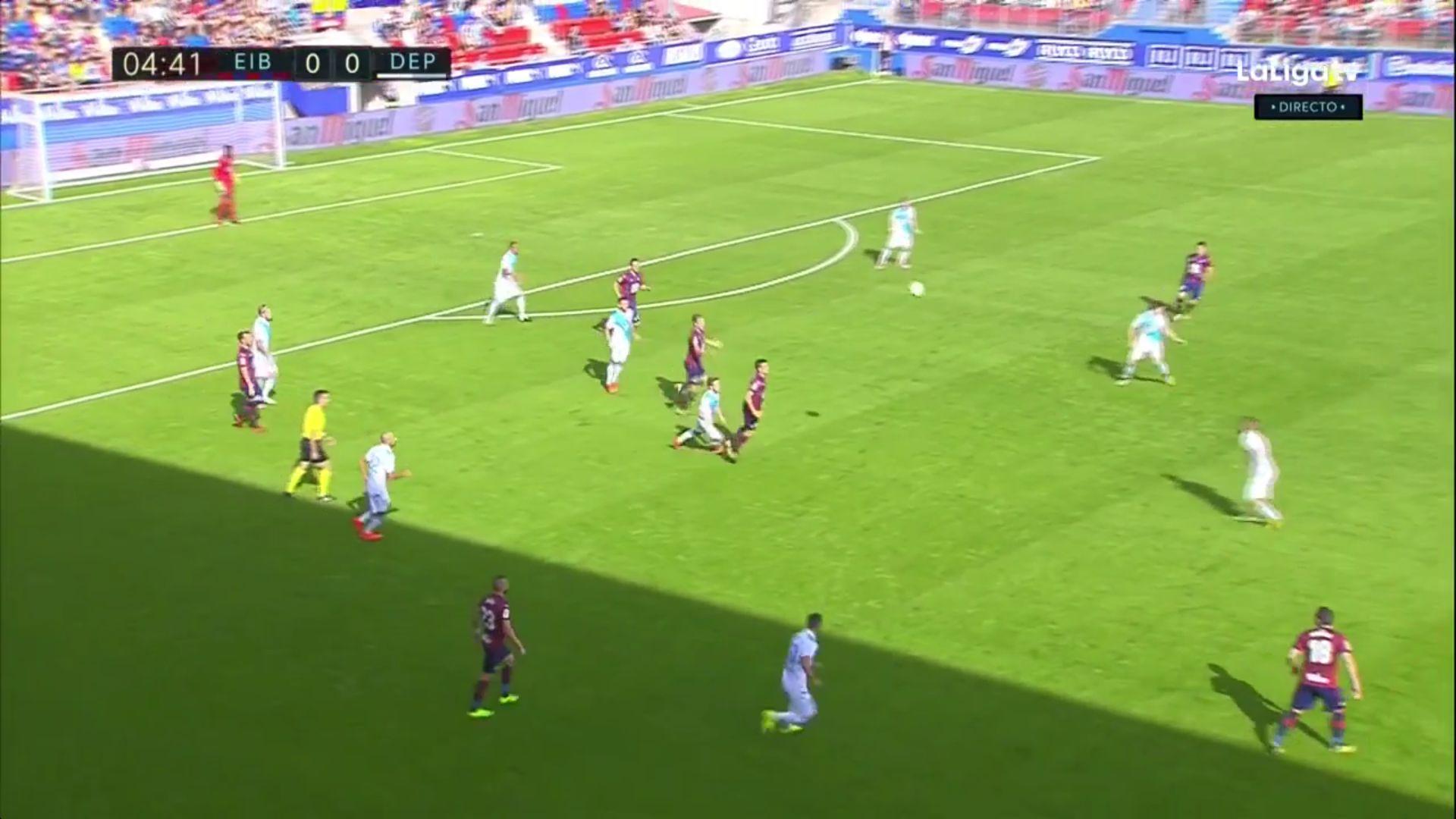 15-10-2017 - Eibar 0-0 Deportivo La Coruna