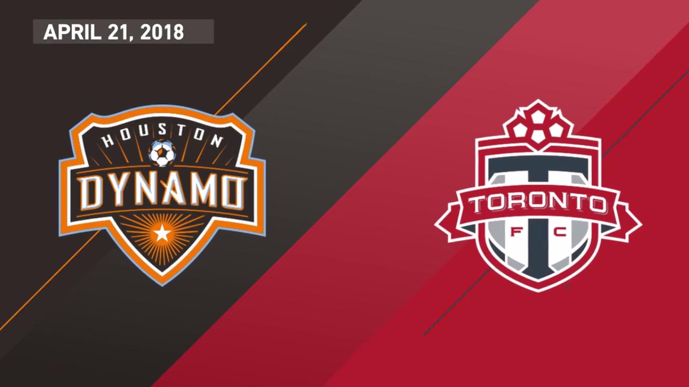 21-04-2018 - Houston Dynamo 5-1 Toronto FC