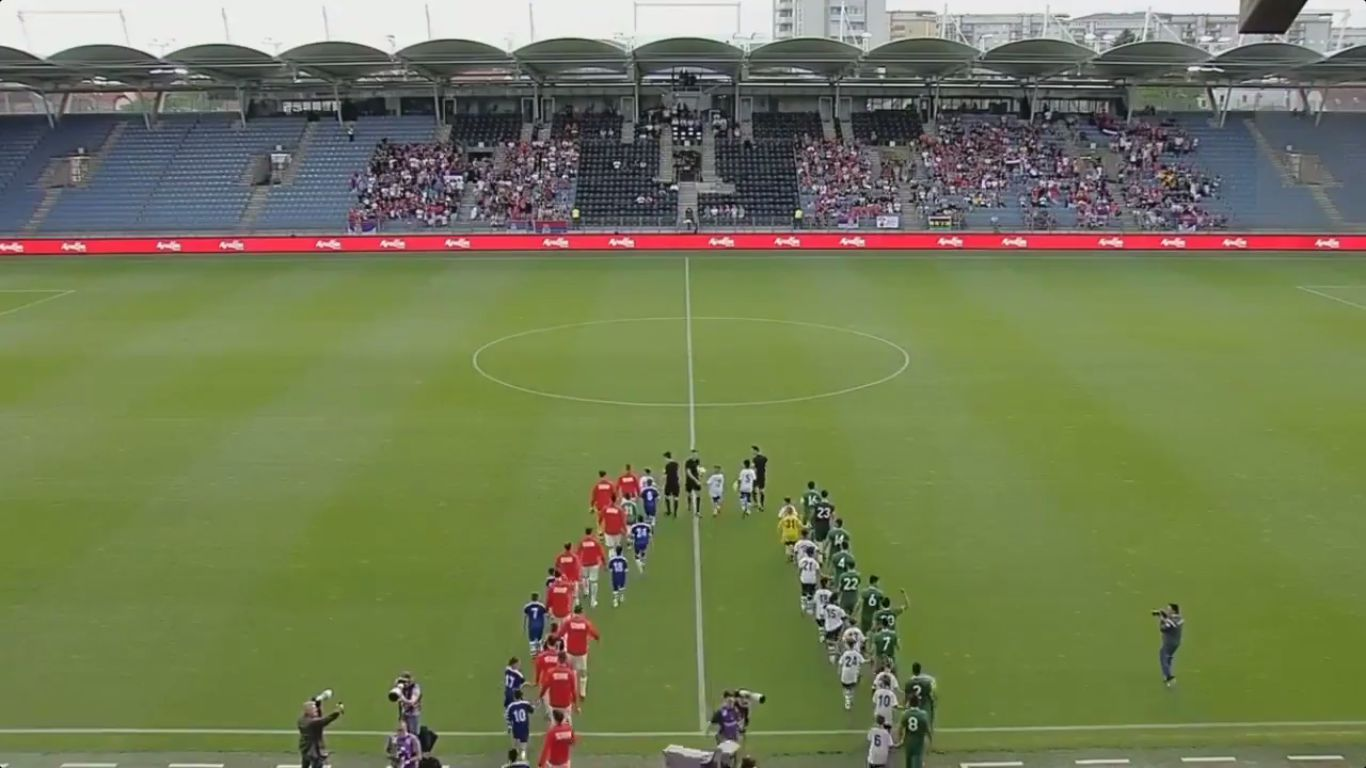 09-06-2018 - Serbia 5-1 Bolivia (FRIENDLY)