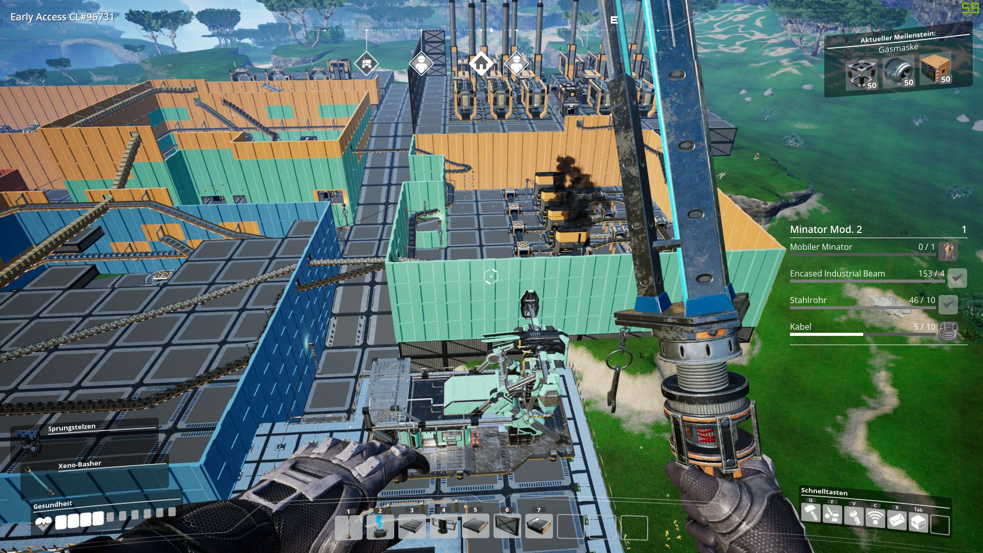 Suggestion] Satisfactory: Thoughts & Ideas to make the game
