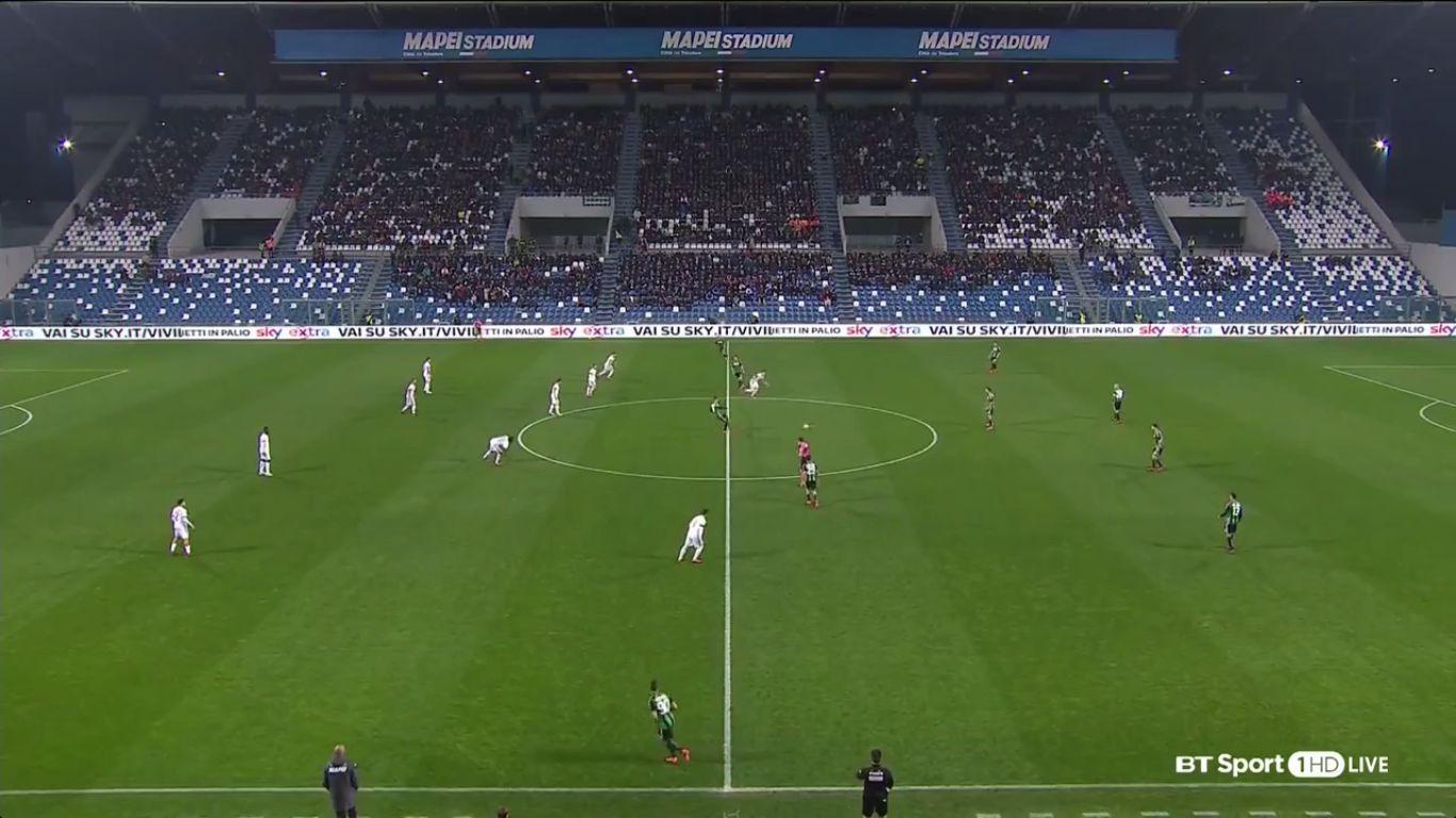 05-11-2017 - Sassuolo 0-2 AC Milan