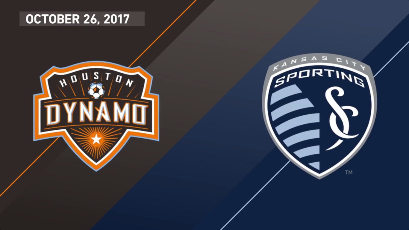 27-10-2017 - Houston Dynamo 1-0 Sporting Kansas City