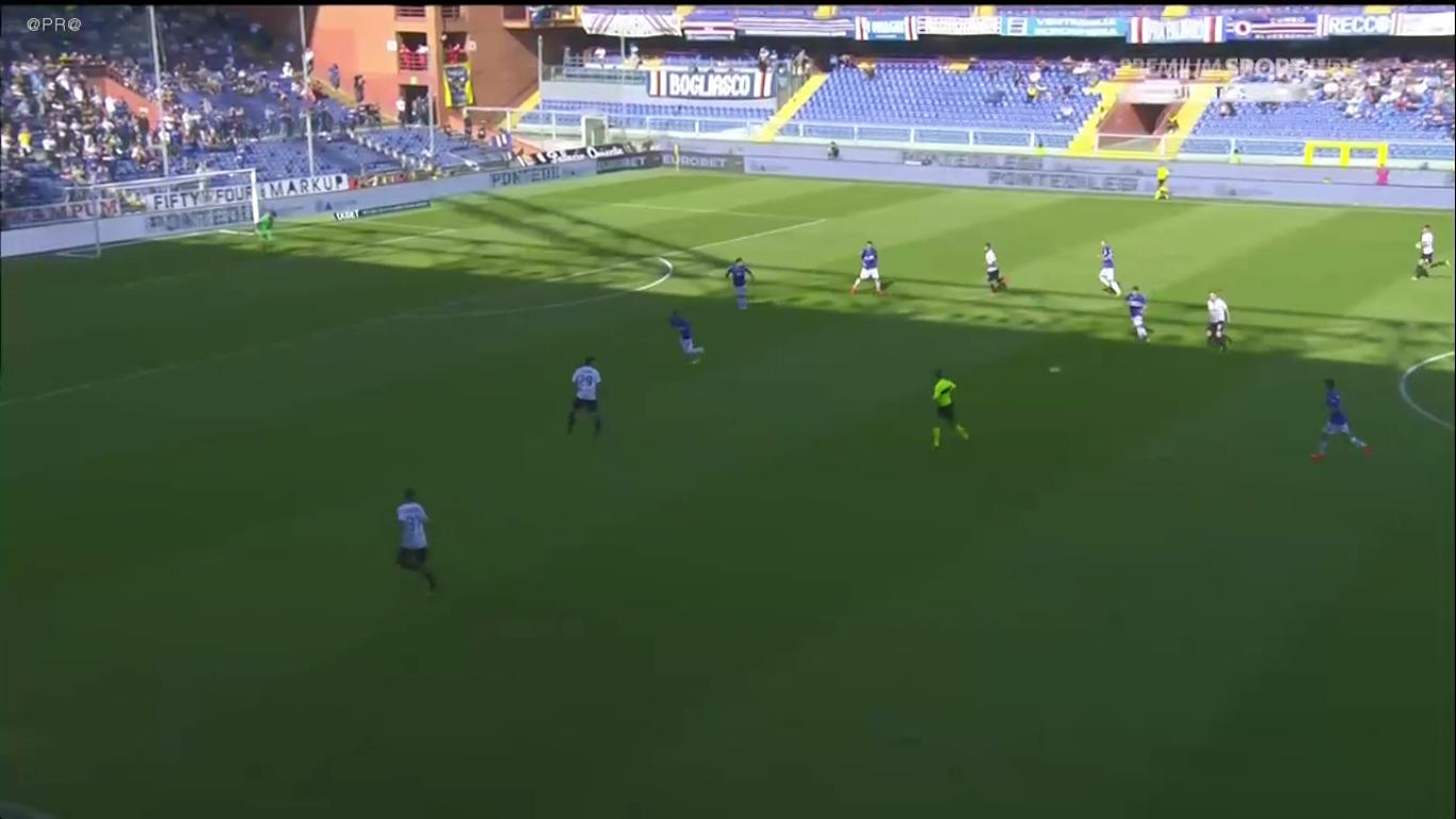 15-10-2017 - Sampdoria 3-1 Atalanta