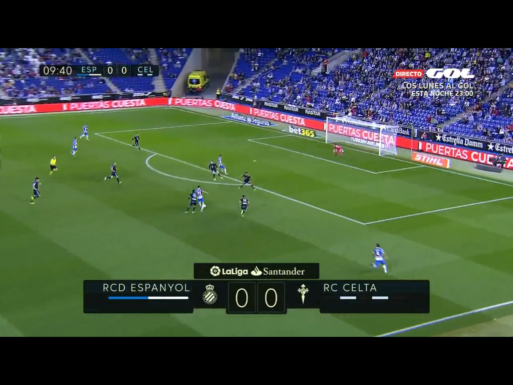 25-10-2017 - Eibar 1-2 Celta Vigo (COPA DEL REY)