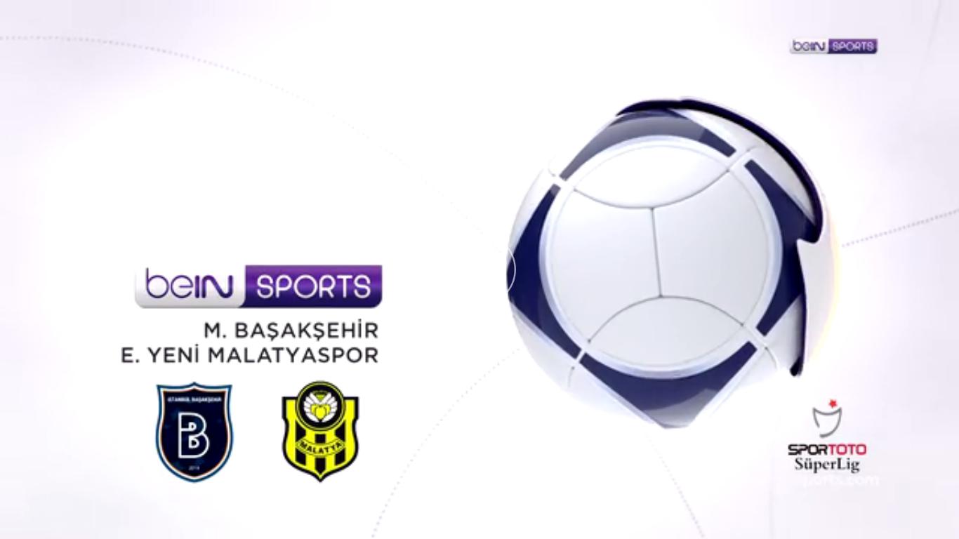 06-04-2018 - Istanbul Basaksehir 1-0 Yeni Malatyaspor