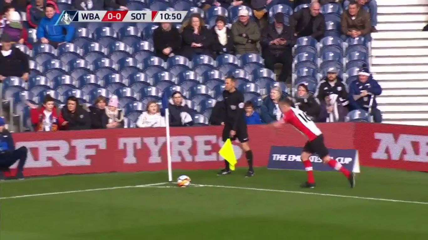 17-02-2018 - West Bromwich Albion 1-2 Southampton (FA CUP)