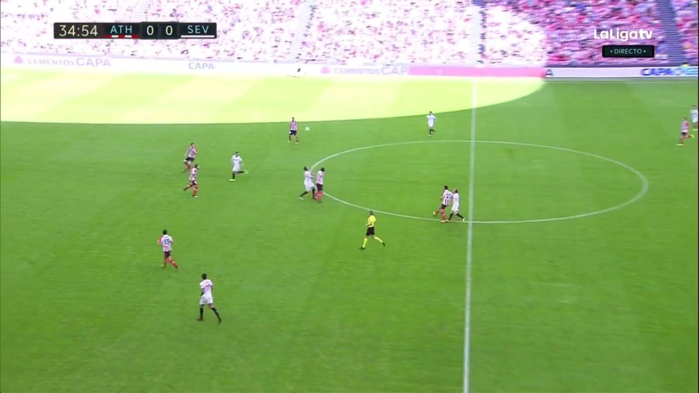 14-10-2017 - Athletic Bilbao 1-0 Sevilla