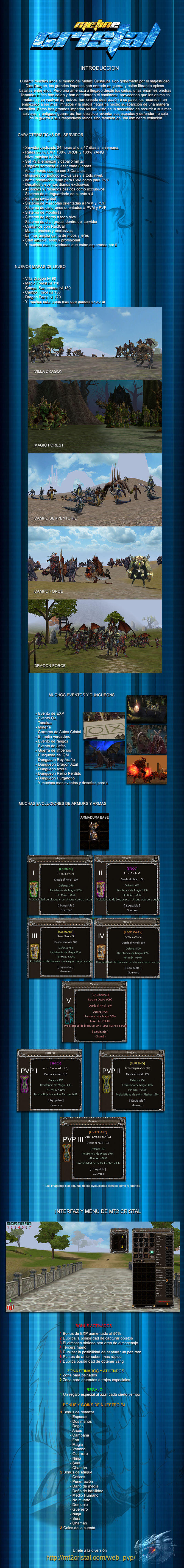Foro gratis : Metin2Cristal - Portal JaP2g