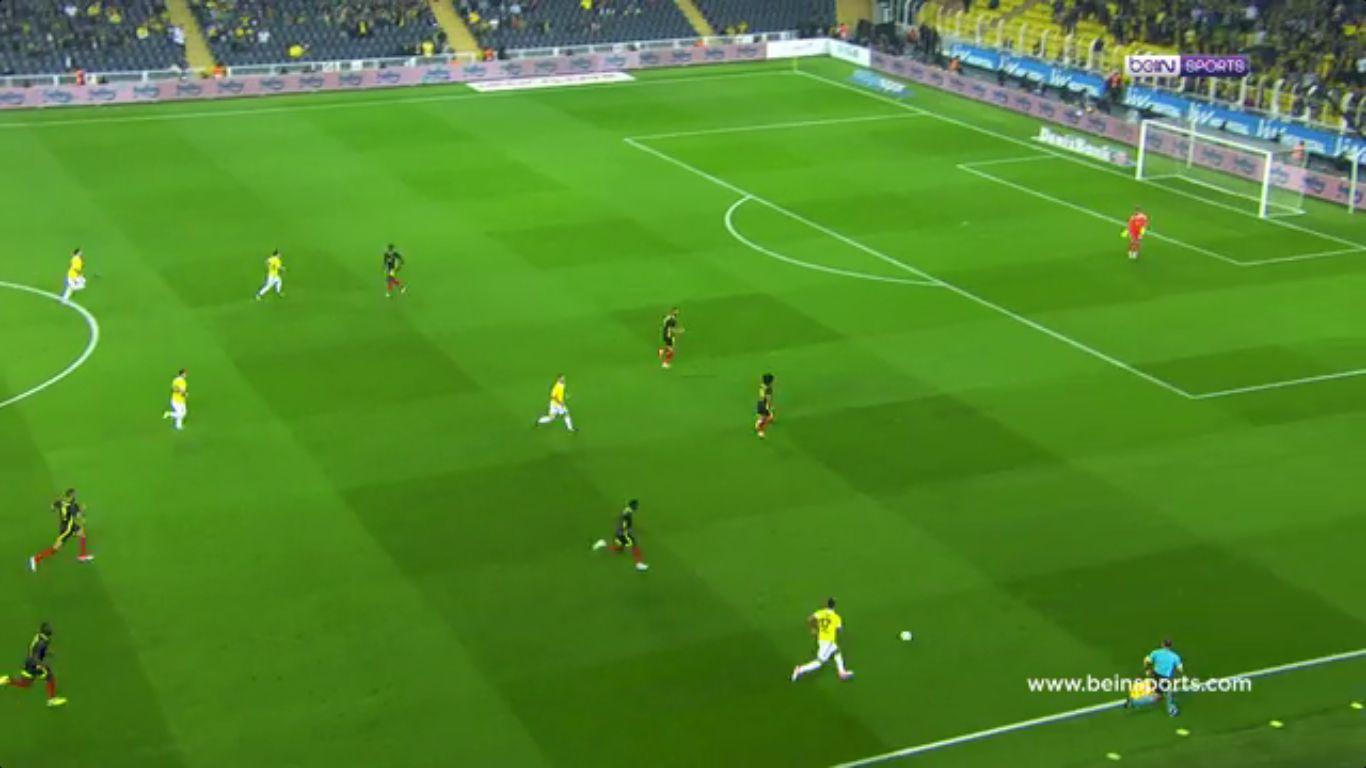 15-10-2017 - Fenerbahce 3-1 Yeni Malatyaspor
