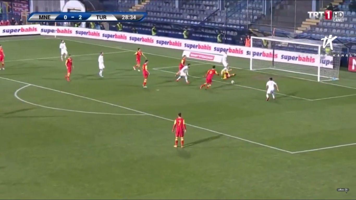 27-03-2018 - Montenegro 2-2 Turkey (FRIENDLY)