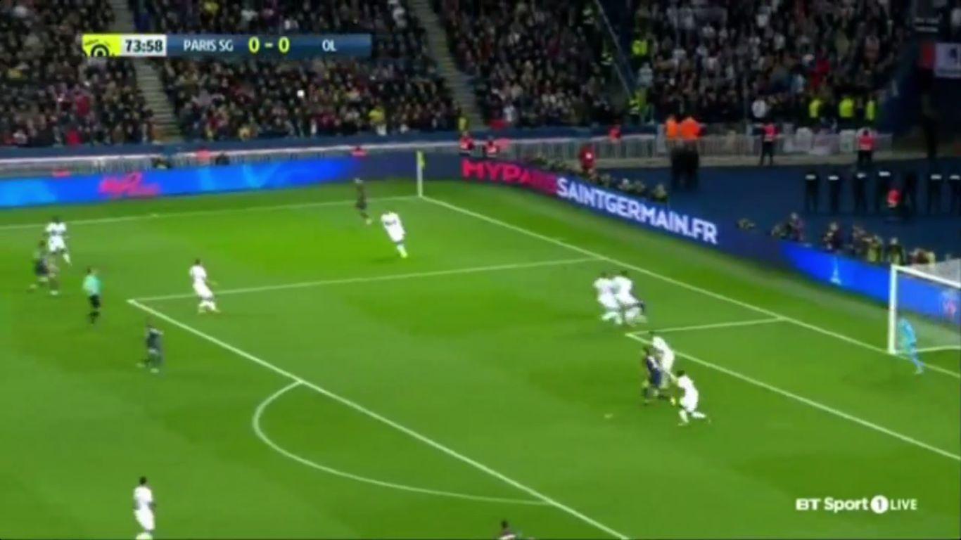 17-09-2017 - Paris Saint Germain 2-0 Lyon