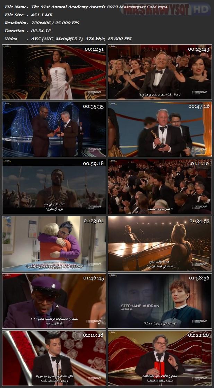 توزيع جوائز (الاوسكار لعام 2019) kORjeab.jpg