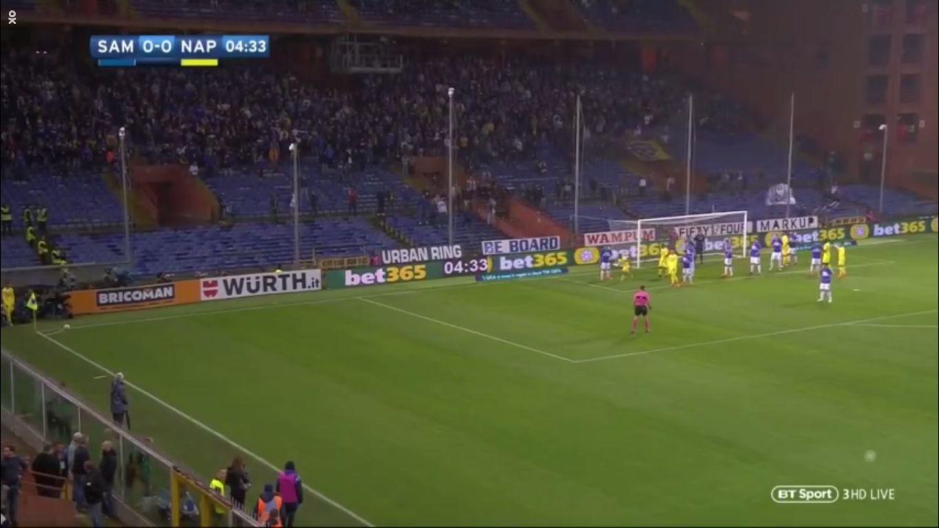13-05-2018 - Sampdoria 0-2 SSC Napoli