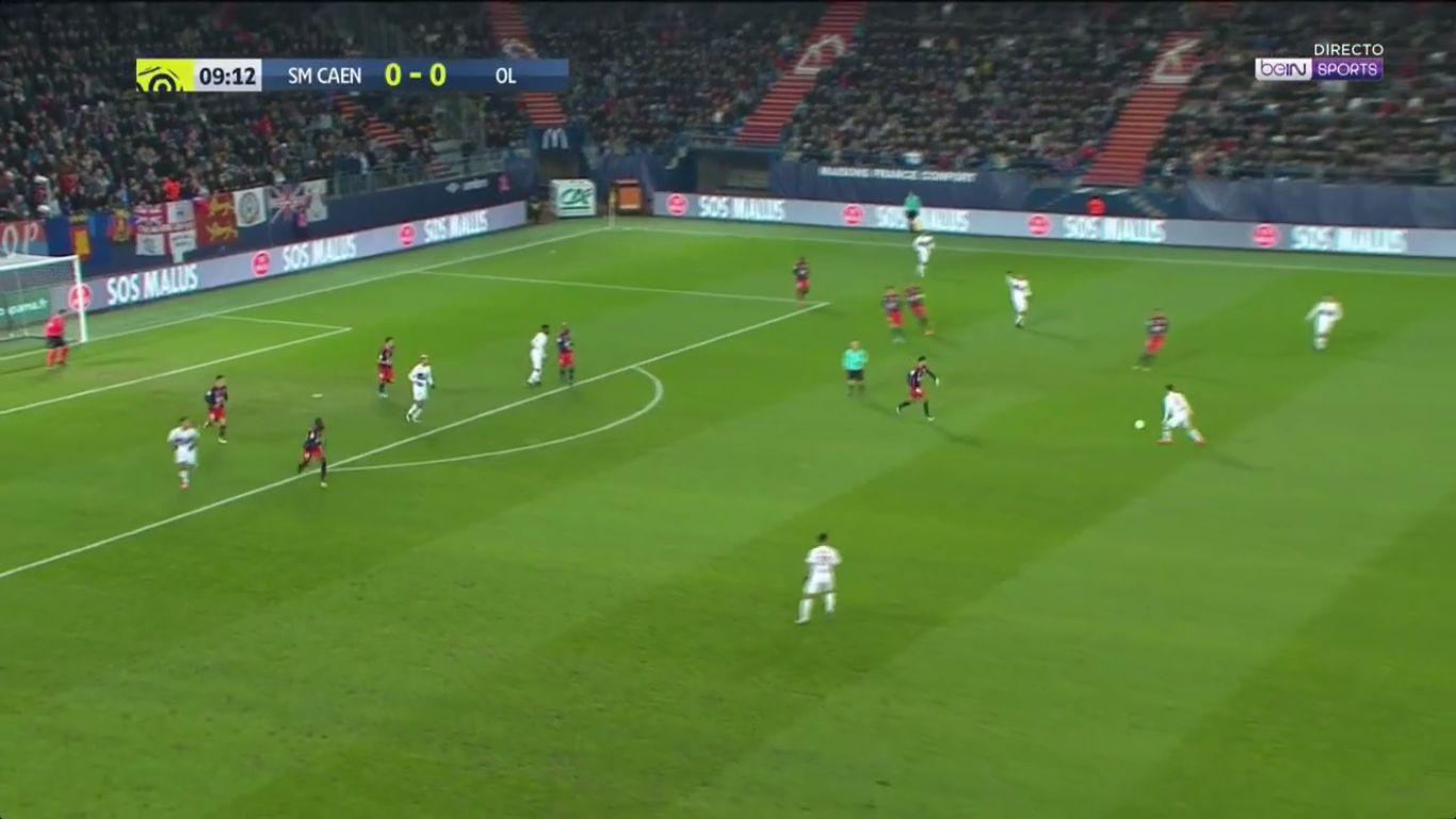 03-12-2017 - Caen 1-2 Lyon