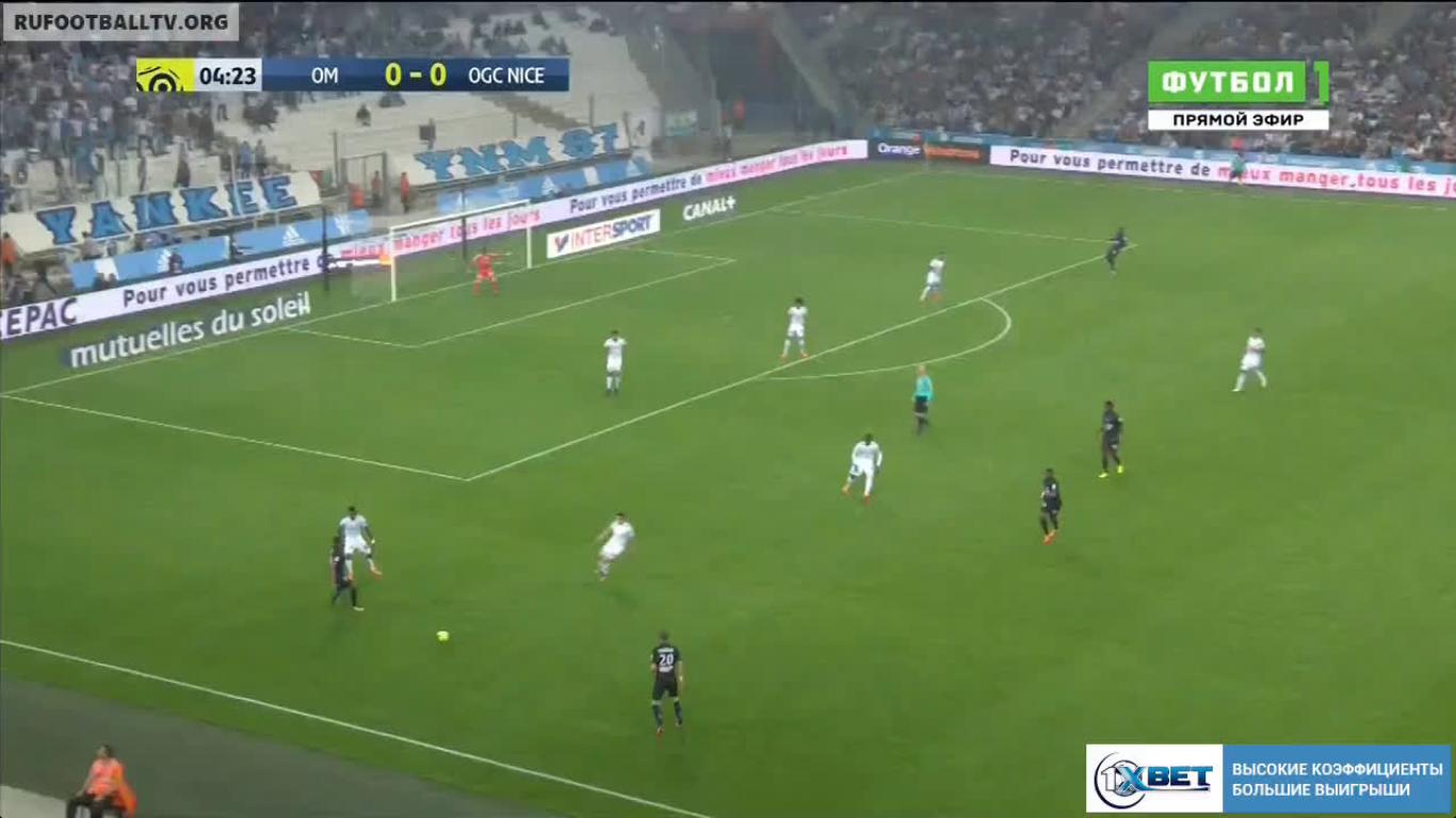 06-05-2018 - Marseille 2-1 Nice