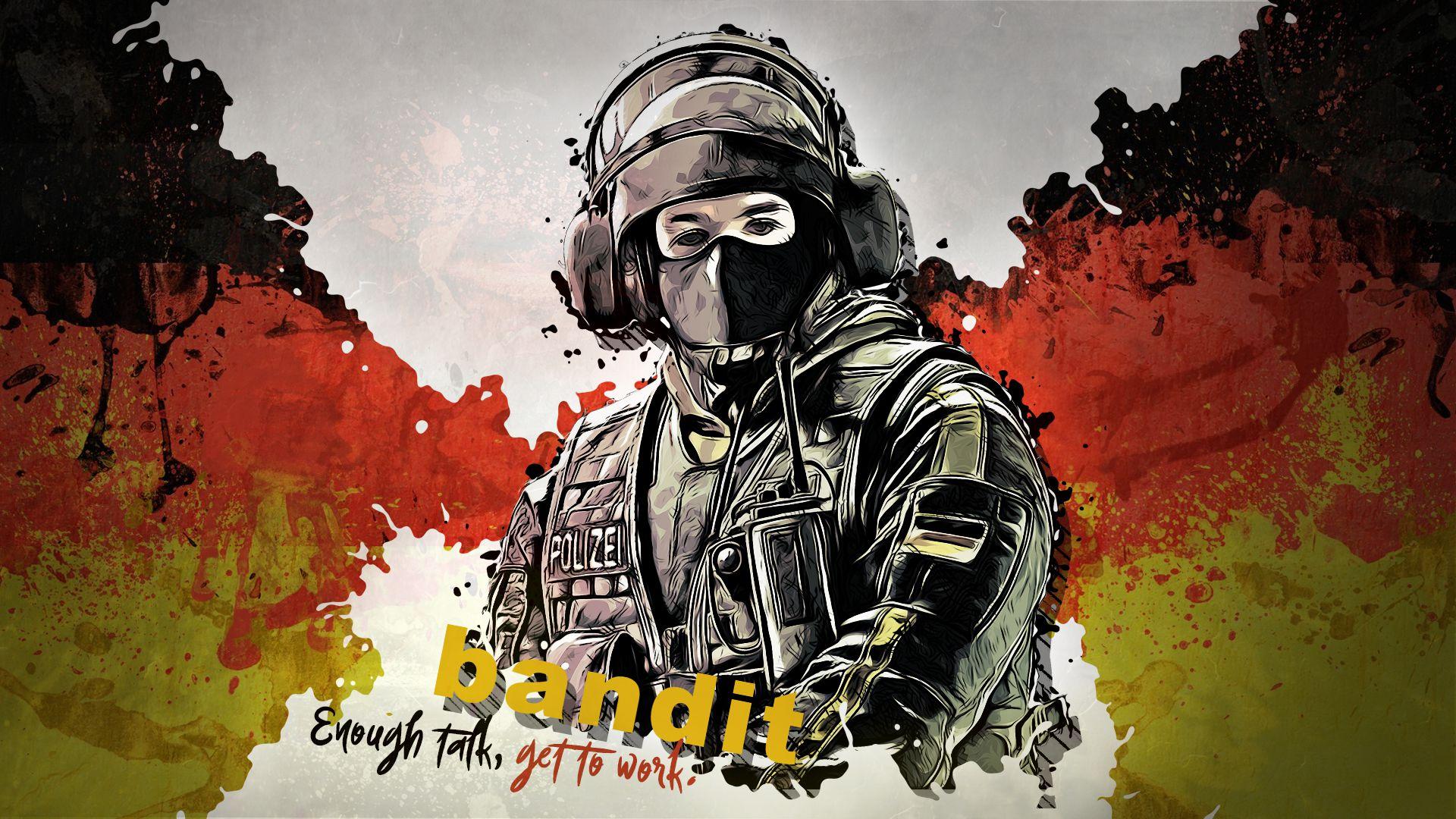 Rainbow Six Siege Patriot Wallpaper: Rainbow Six Siege Operator Wallpapers : Rainbow6