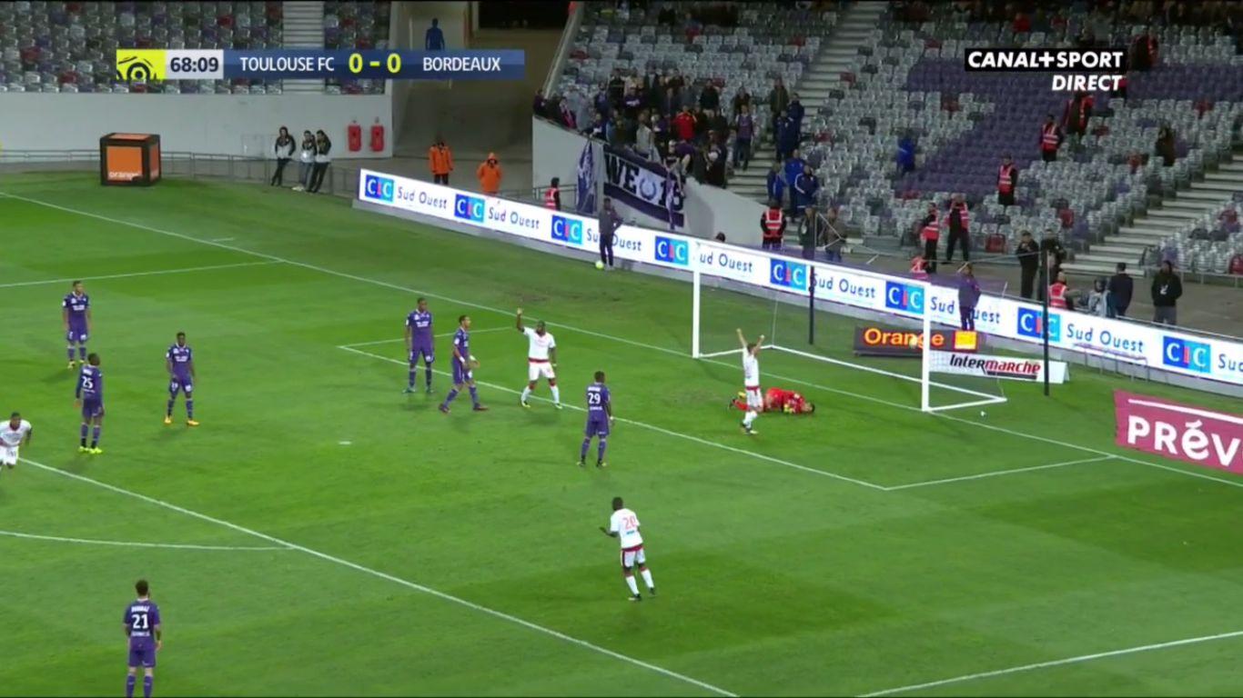 15-09-2017 - Toulouse 0-1 Bordeaux