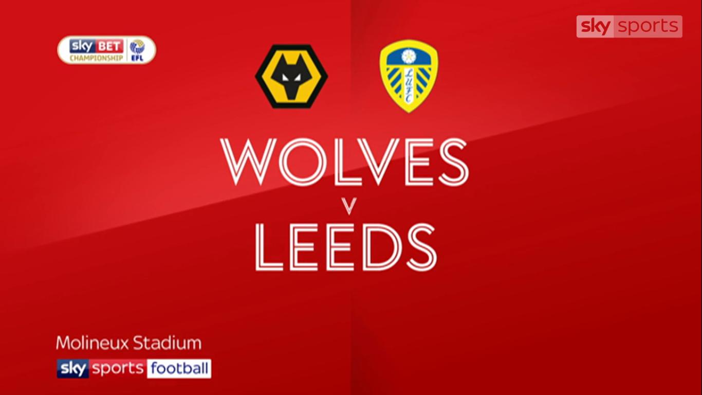 22-11-2017 - Wolverhampton Wanderers 4-1 Leeds United (CHAMPIONSHIP)