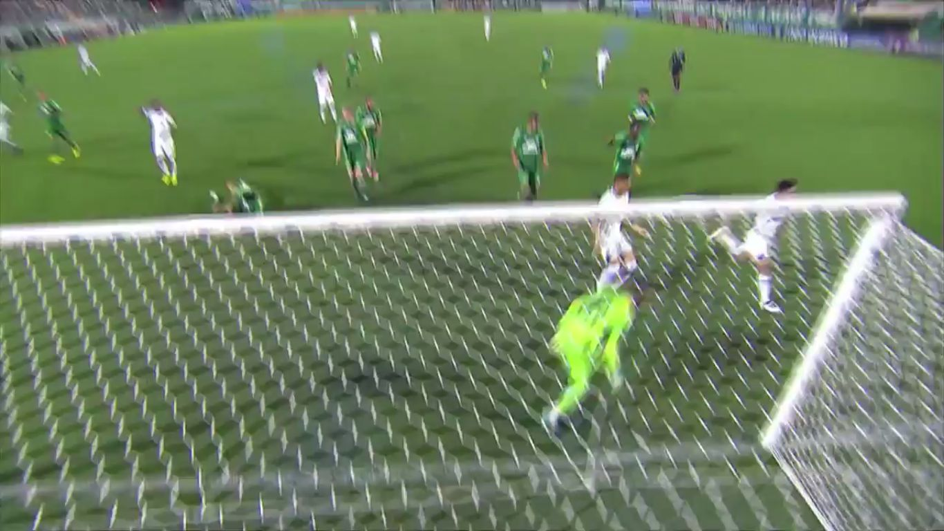 11-09-2017 - Chapecoense AF 1-2 Cruzeiro