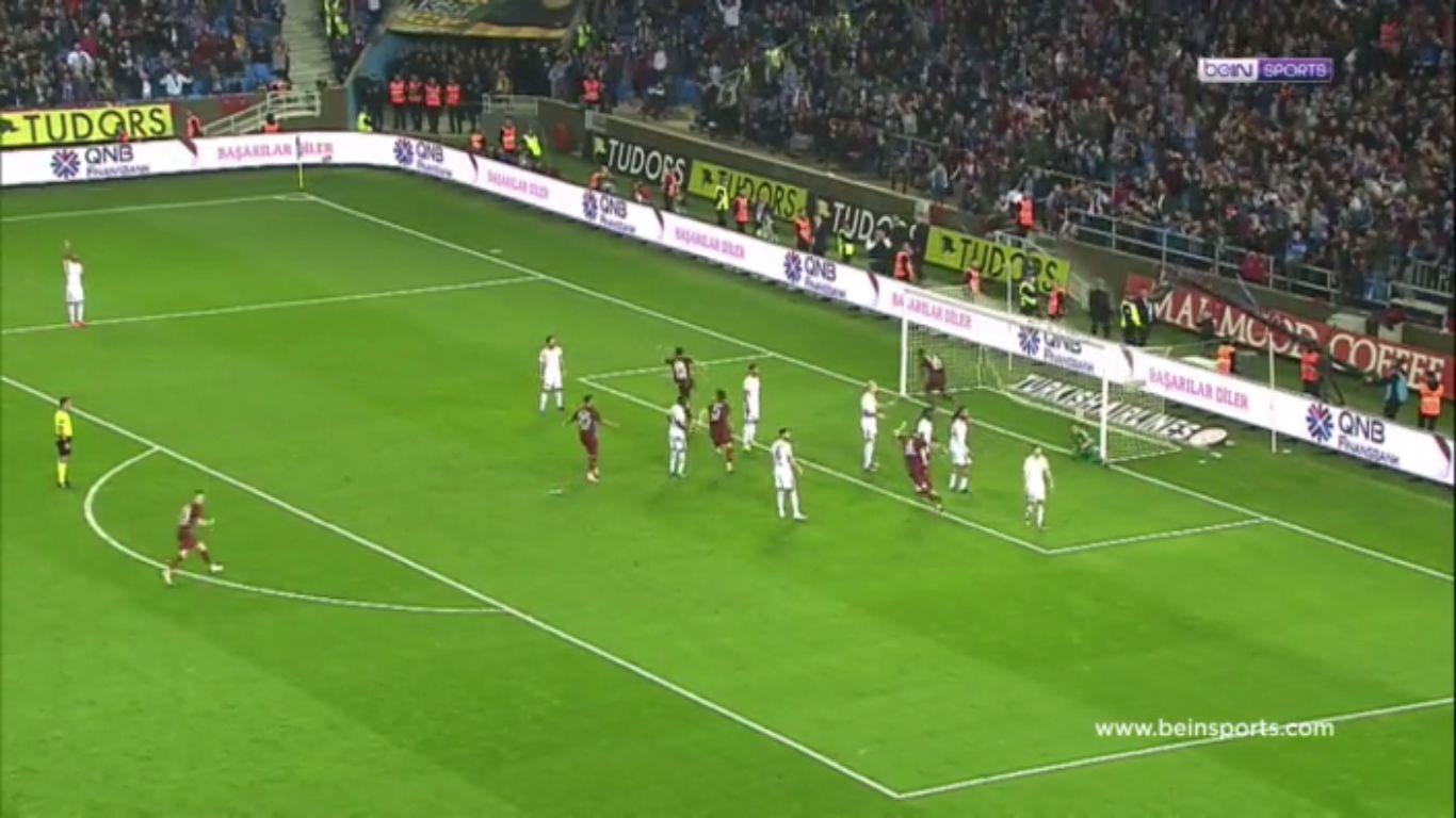 29-10-2017 - Trabzonspor 2-1 Galatasaray
