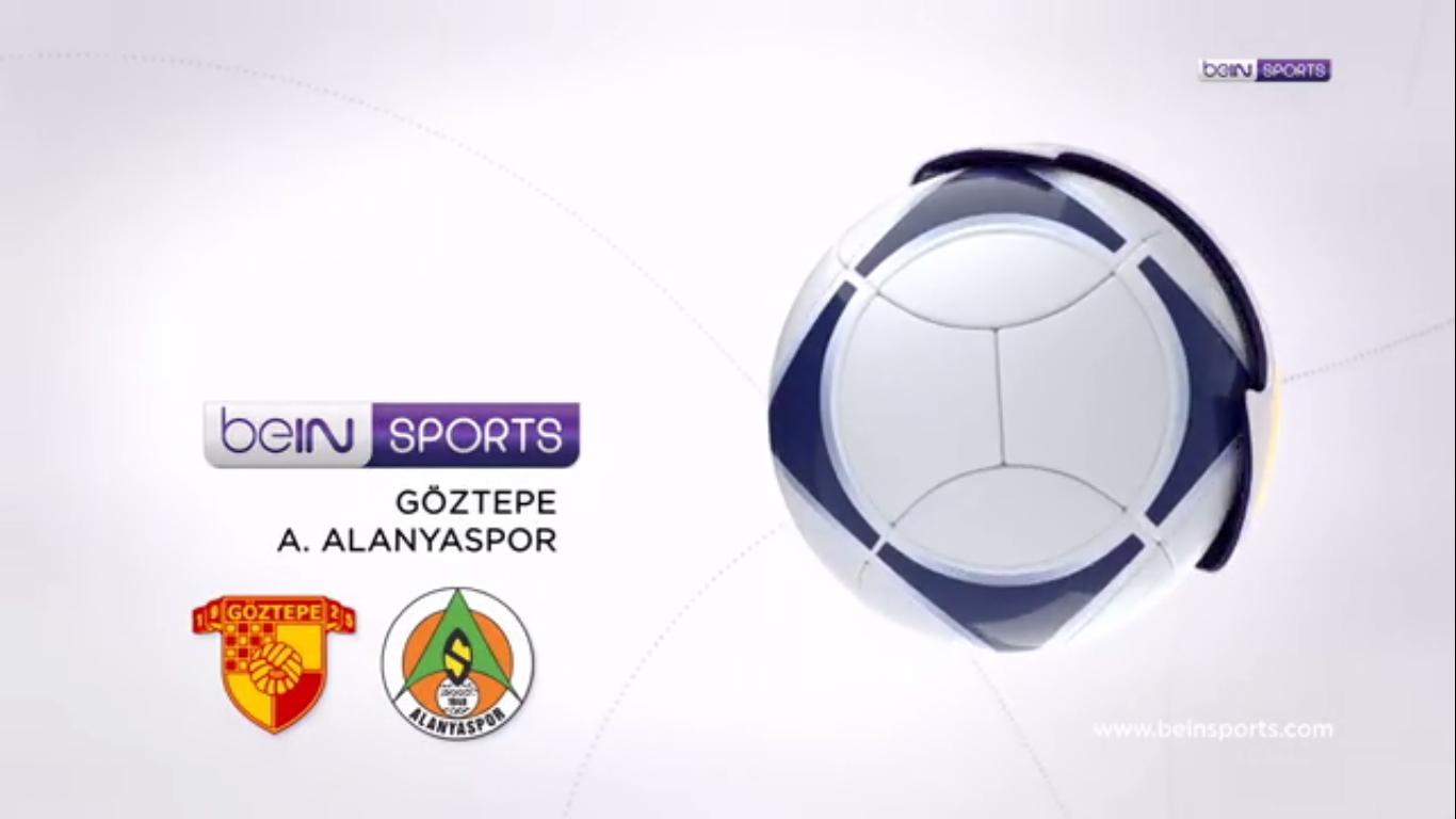 20-10-2017 - Goztepe 3-3 Alanyaspor