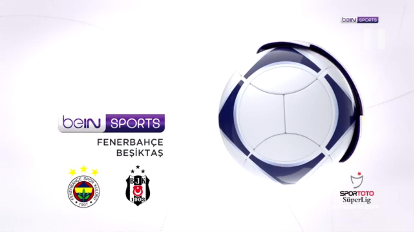 24-09-2018 - Fenerbahce 1-1 Besiktas