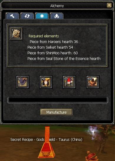 Creating of Gods Shield - Warriors Way Online WWO