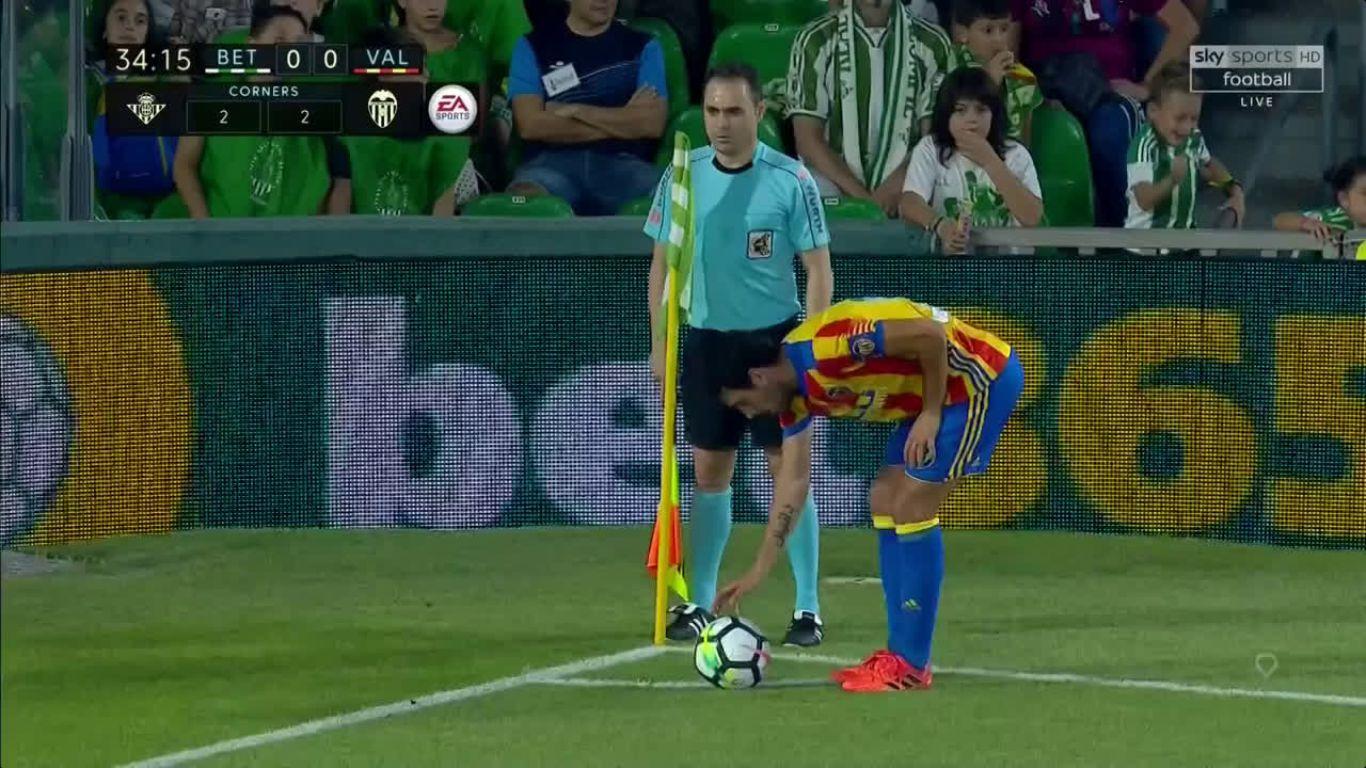 15-10-2017 - Real Betis 3-6 Valencia