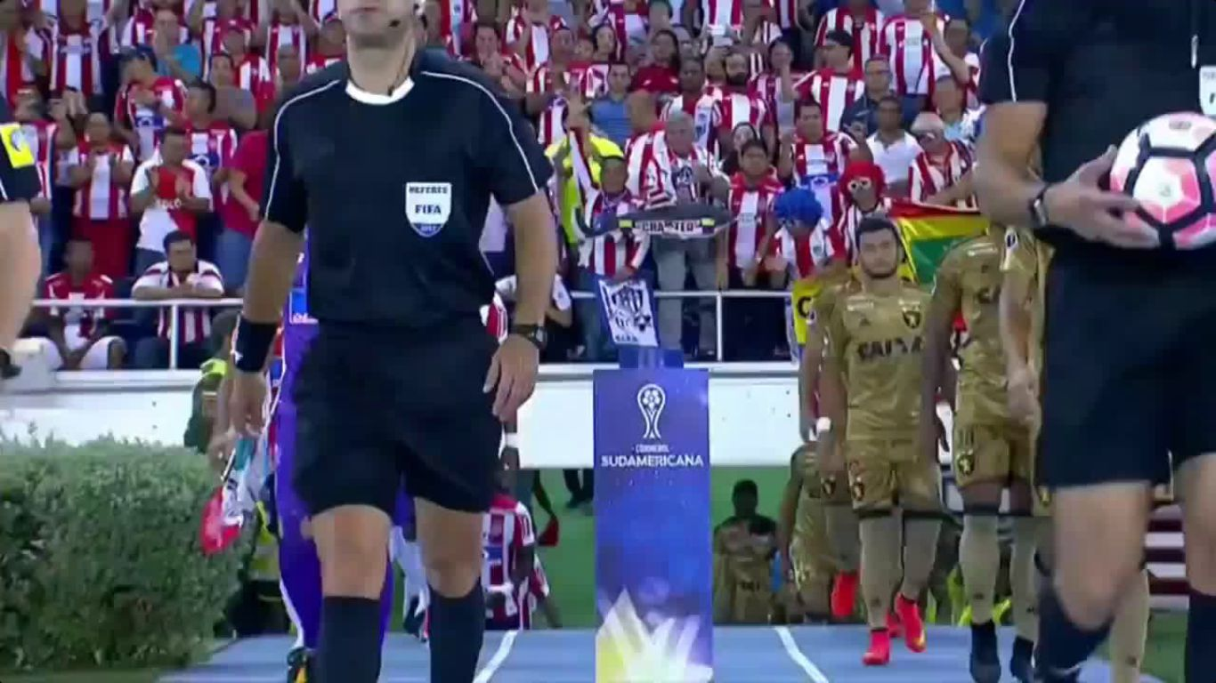 03-11-2017 - Atletico Junior 0-0 Sport Recife (COPA SUDAMERICANA)