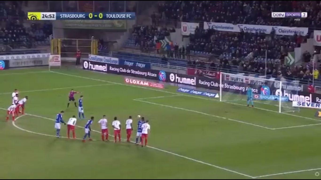 16-12-2017 - Strasbourg 2-1 Toulouse
