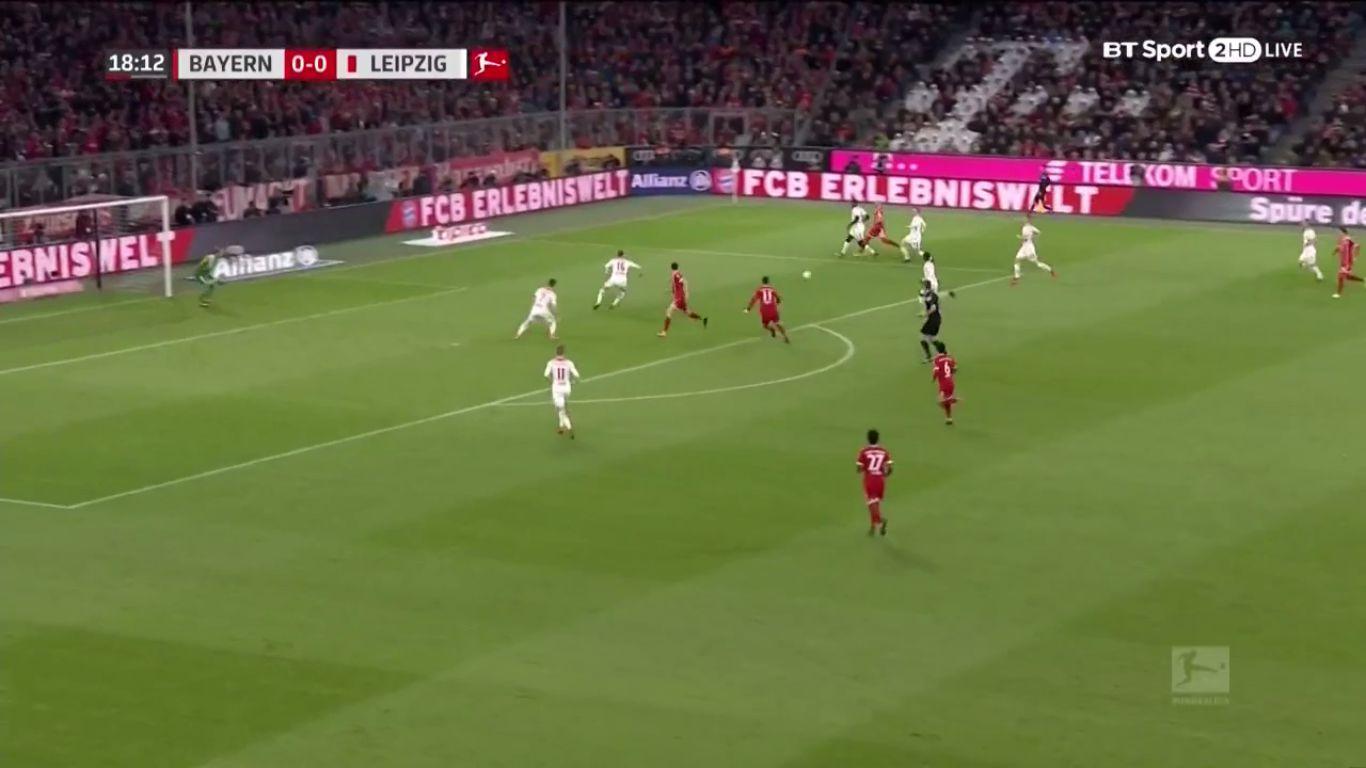 28-10-2017 - Bayern Munich 2-0 RasenBallsport Leipzig