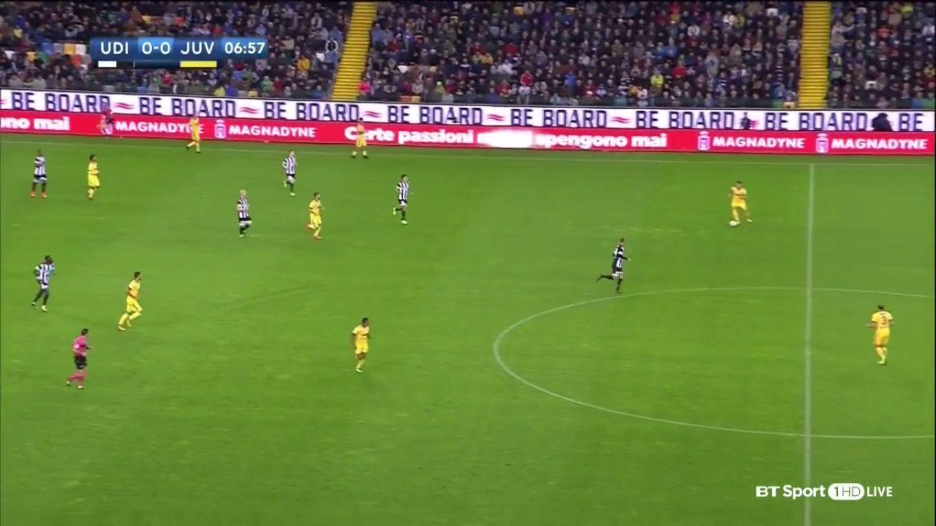 22-10-2017 - Udinese 2-6 Juventus