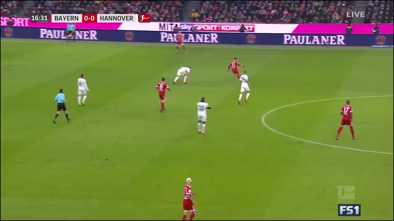 02-12-2017 - Bayern Munich 3-1 Hannover 96