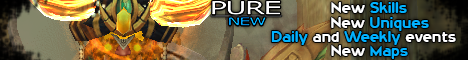 PureSRO NEW - D14 - Cap 130 - New Skills
