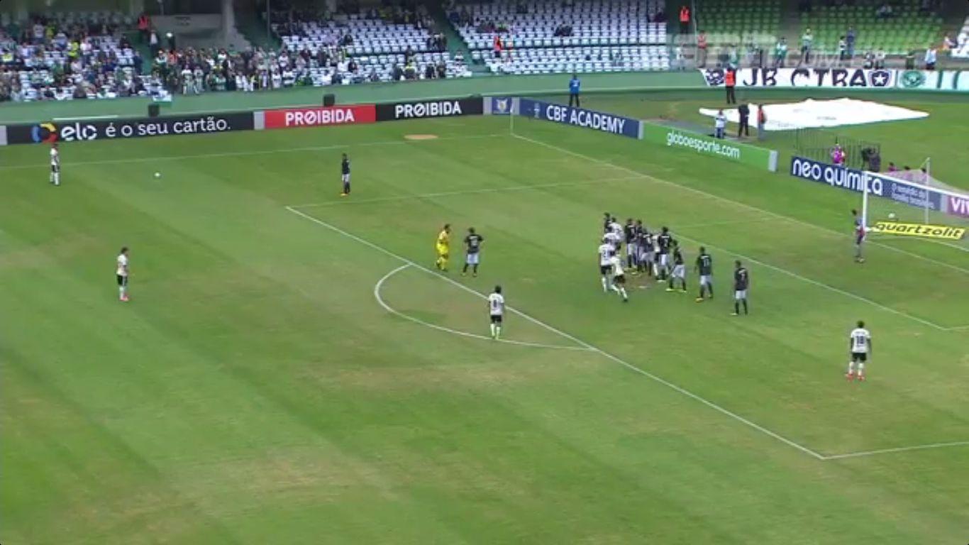 25-09-2017 - Coritiba 2-3 Botafogo RJ