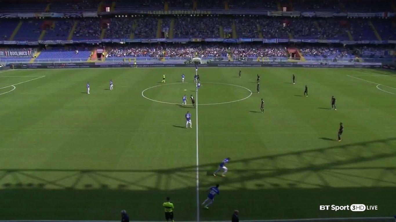24-09-2017 - Sampdoria 2-0 AC Milan