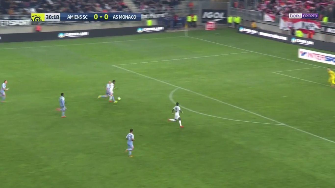 17-11-2017 - Amiens 1-1 Monaco