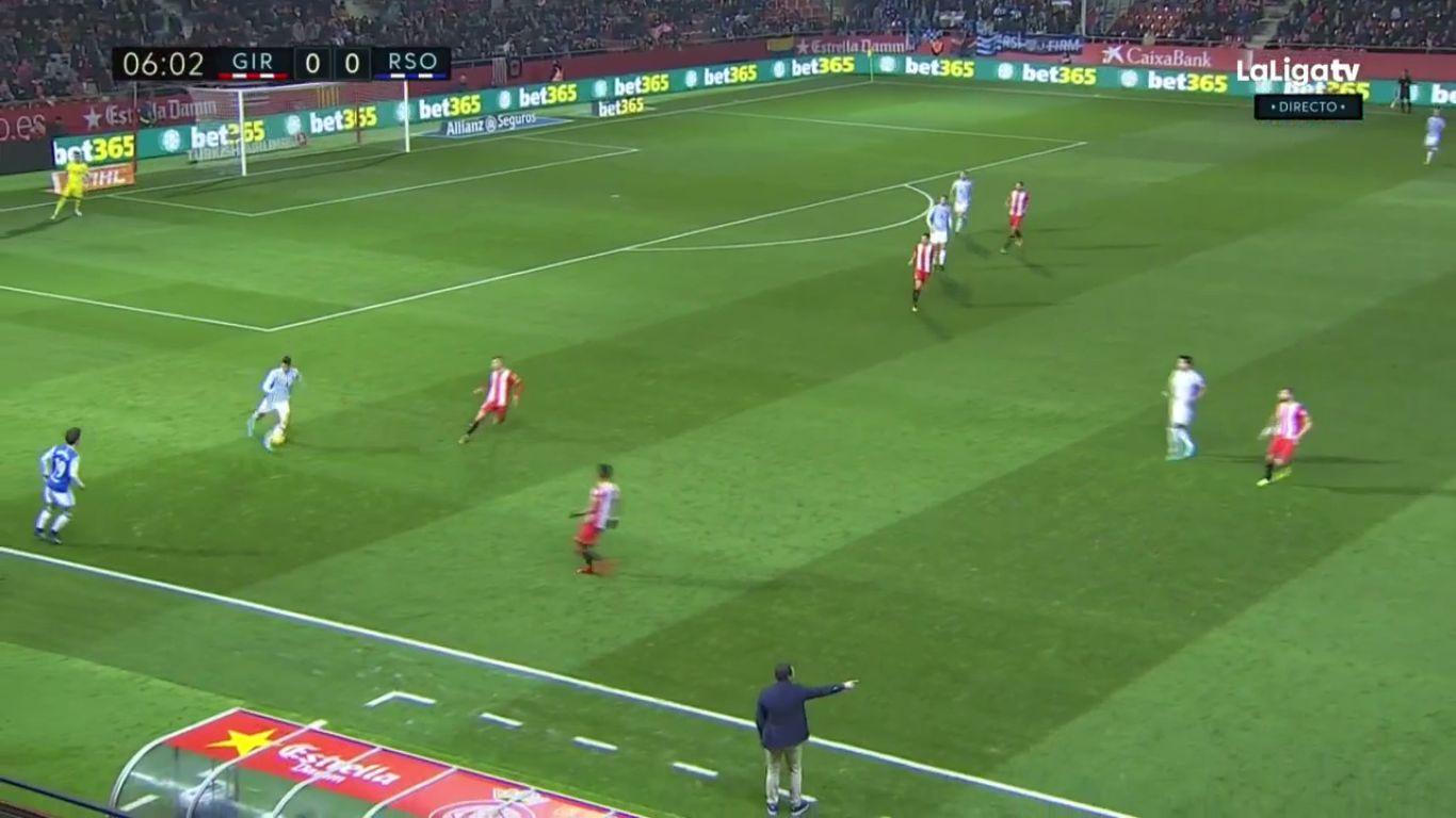17-11-2017 - Girona 1-1 Real Sociedad