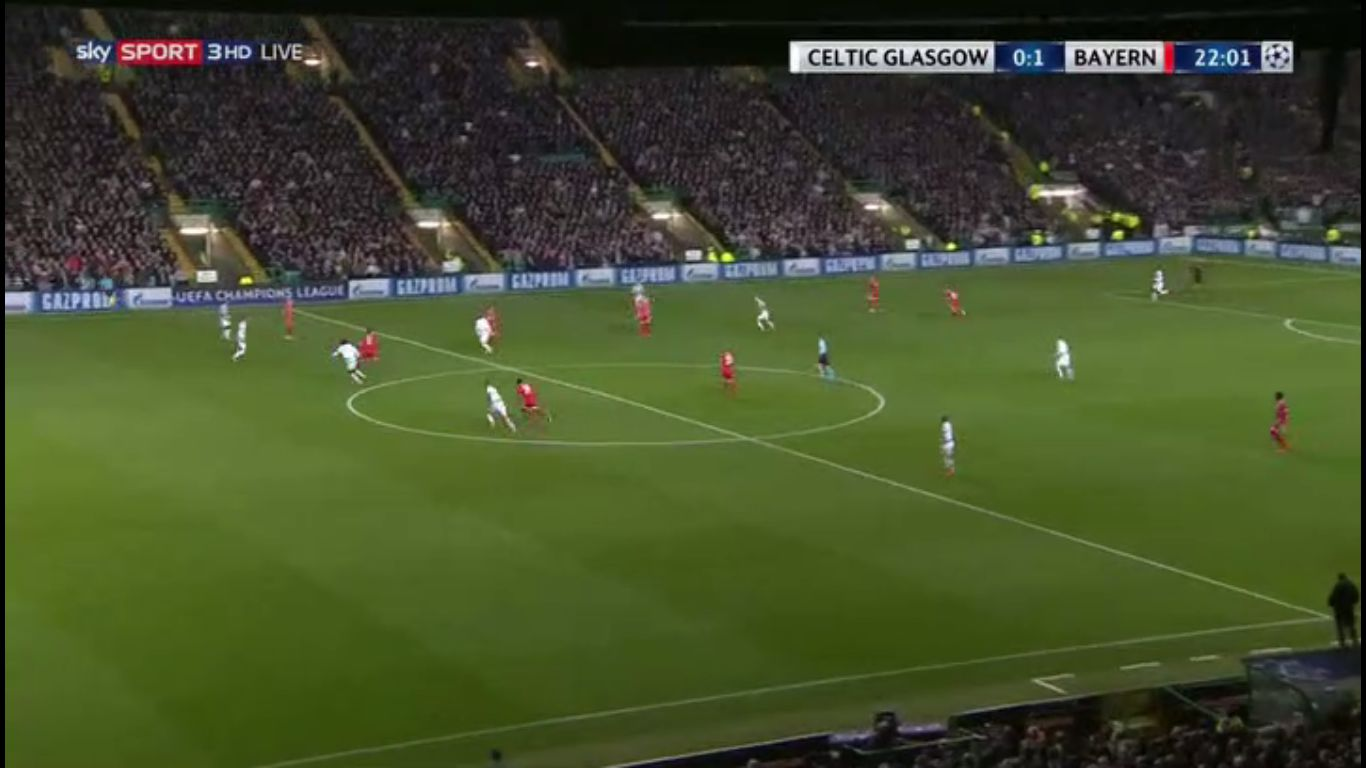 31-10-2017 - Celtic 1-2 Bayern Munich (CHAMPIONS LEAGUE)