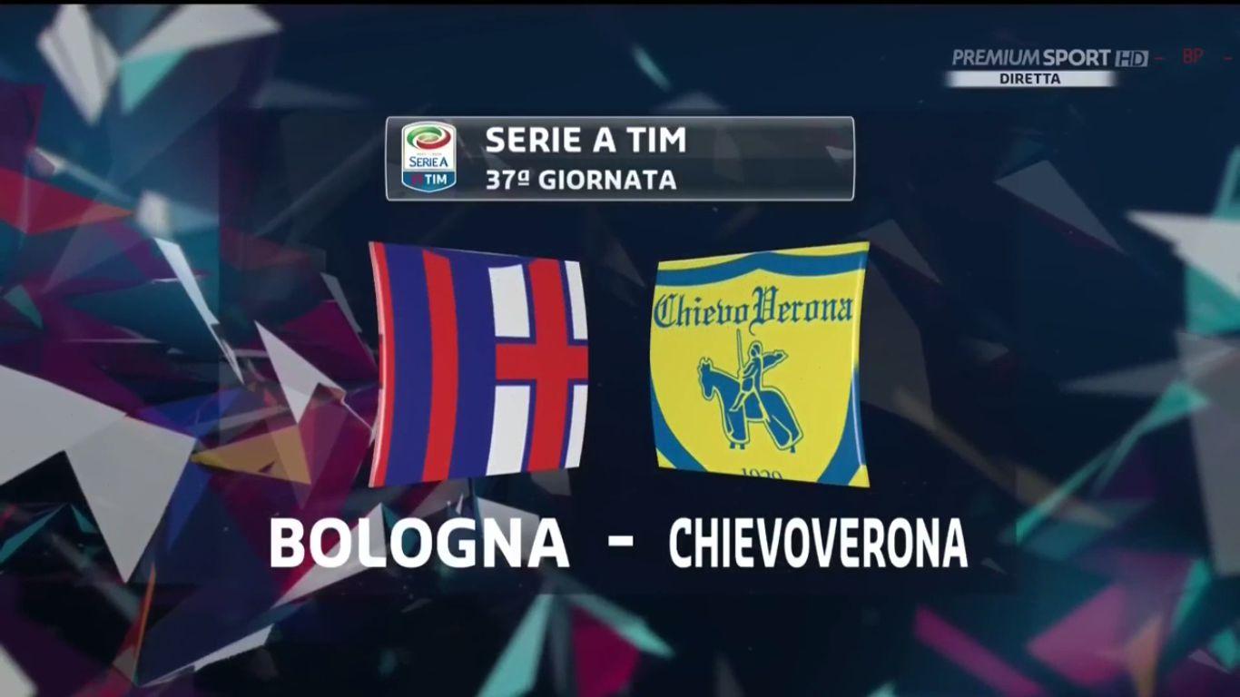 13-05-2018 - Bologna 1-2 ChievoVerona
