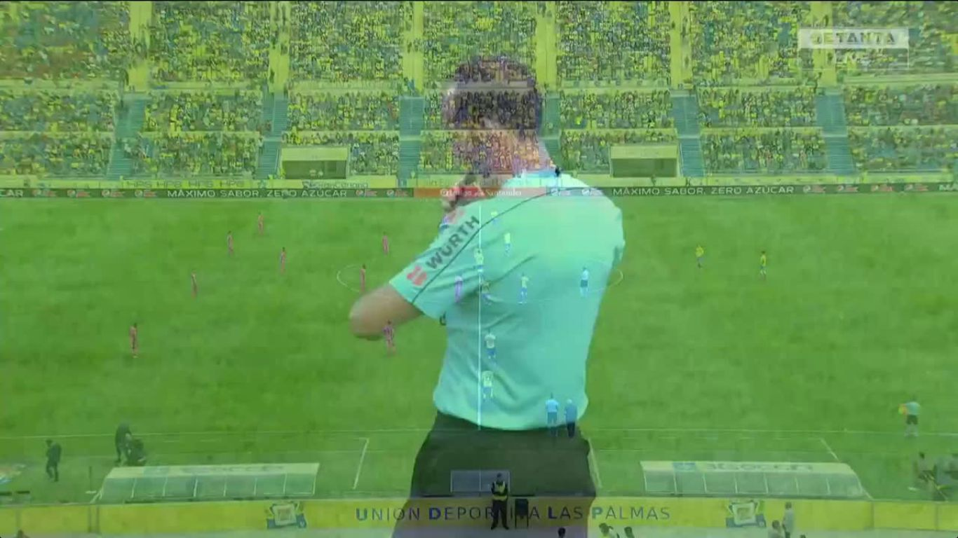 19-11-2017 - Las Palmas 0-2 Levante
