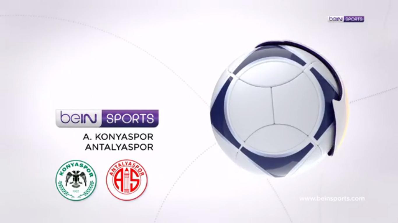 18-11-2017 - Konyaspor 1-1 Antalyaspor