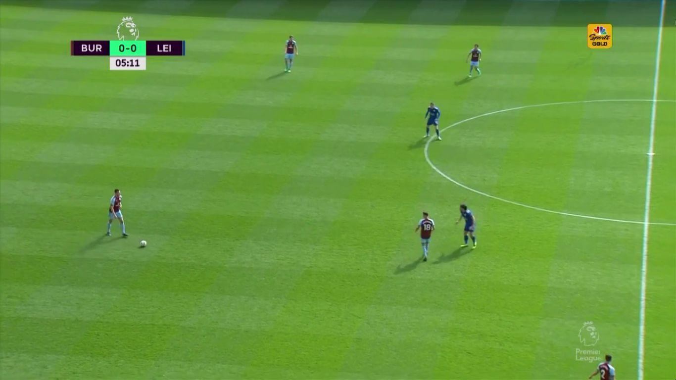 14-04-2018 - Burnley 2-1 Leicester City