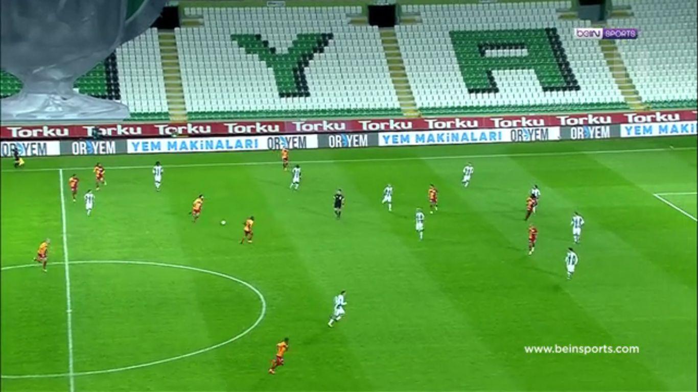 14-10-2017 - Konyaspor 0-2 Galatasaray