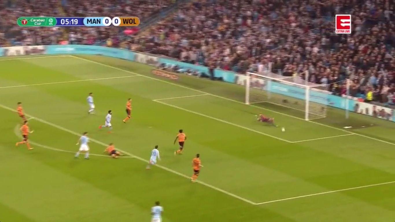 24-10-2017 - Manchester City 0-0 (3-1 PEN.) Wolverhampton Wanderers (EFL CUP)